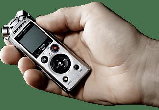 OLYMPUS LS-P 1 Audio-Recorder, Silber