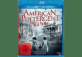 American Poltergeist 1&2 3D Blu-ray (+2D)