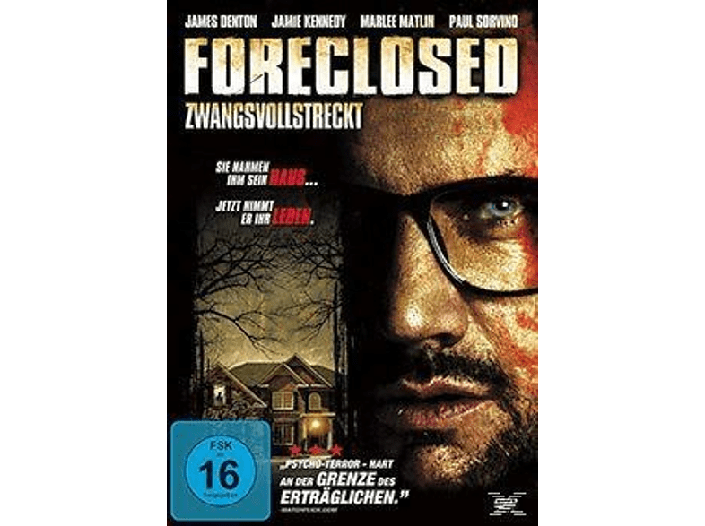 Foreclosed [DVD]