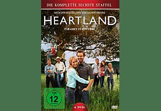 Heartland - Paradies für Pferde - Staffel 6 DVD
