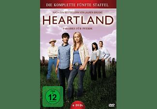 Heartland - Paradies für Pferde - Staffel 5 DVD