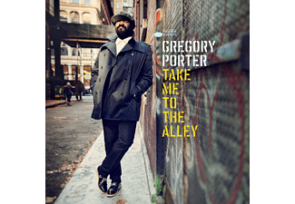 Gregory Porter - Take Me To The Alley - (CD)