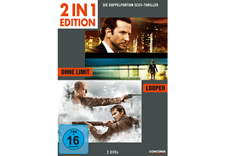 2 in 1 Edition: Looper + Ohne Limit DVD