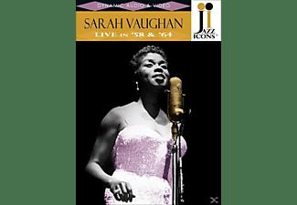 Sarah Vaughn - Jazz Icons: Sarah Vaughan Live In '58 & '64  - (DVD)