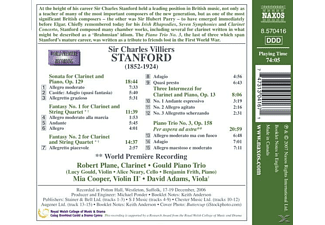Robert Plane, David Adams, Gould Piano Trio, Mia Cooper - Klarinettensonate/Klaviertrio  - (CD)