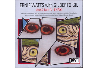 Watts,Ernie with Gil,Gilberto - Afoxe (ah-fo-SHAY)  - (CD)