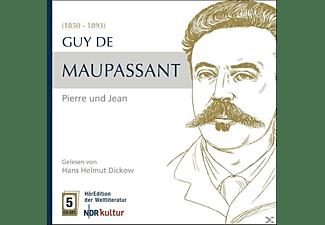 Hans Helmut Dickow - Pierre Und Jean  - (CD)
