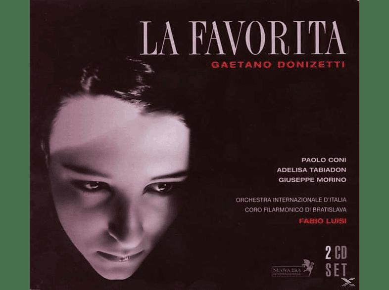 Coni - La Favorita [CD]