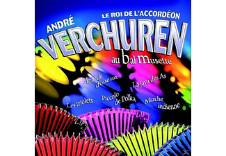 André Verchuren - Au Bal Musette  - (CD)