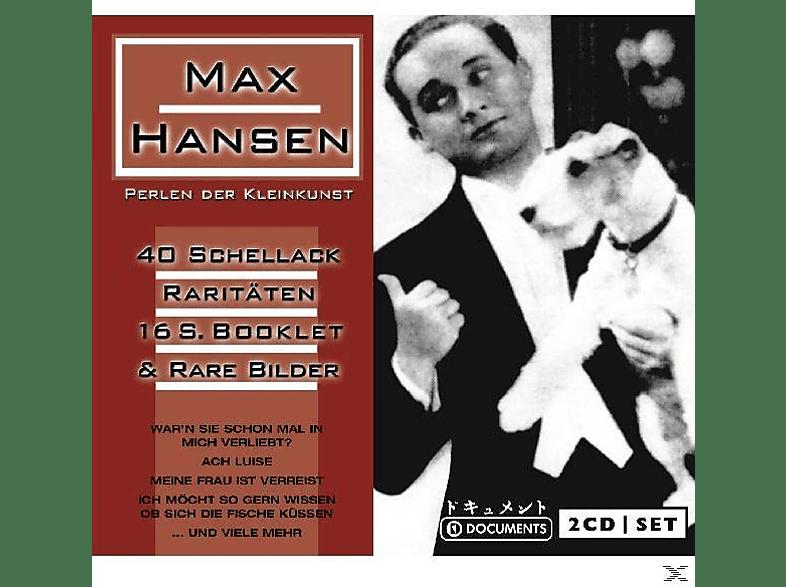 Max Hansen - Perlen Der Kleinkunst [CD]