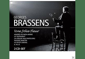 Georges Brassens - Une jolie fleur  - (CD)