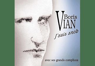 Boris Vian - J'suis Snob  - (CD)