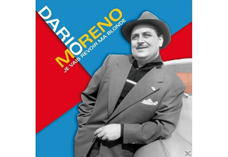 Dario Moreno - Je Vais Revoir Ma Blonde  - (CD)