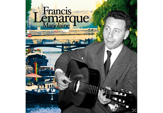 Francis Lemarque - Marjolaine  - (CD)