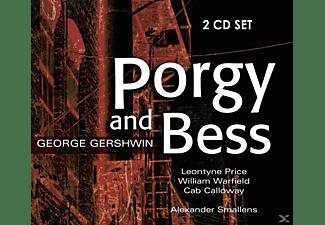 George Gershwin, Calloway,Cab/Price,L./Warfield,W. - Porgy & Bess  - (CD)