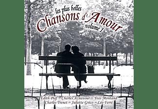 VARIOUS - Belles Chansons D'amour Vol.1 (Various)  - (CD)