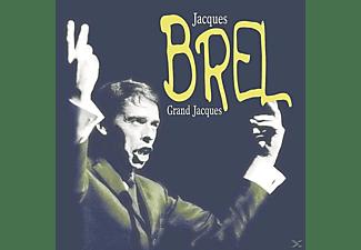 Jacques Brel - Grand Jacques  - (CD)