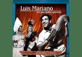 Luis Mariano - Ses Plus Belle Operette  - (CD)