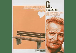 Georges Brassens - Les Amoureux Des Bancs Publics  - (CD)