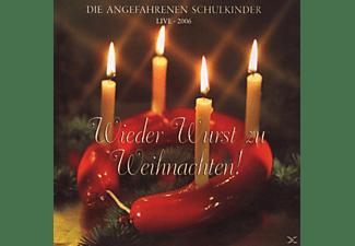Die Angefahrenen Schulkinder - Wieder Wurst Zu Weihnachten!  - (DVD)