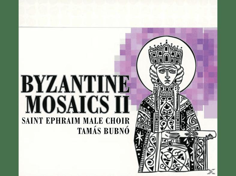 Tamas & Saint Ephraim Male Choir Bubno - Byzantine Mosaics Vol.2 [CD]