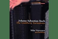 Mika Väyrynen - Bach: The Goldberg Variations [CD]