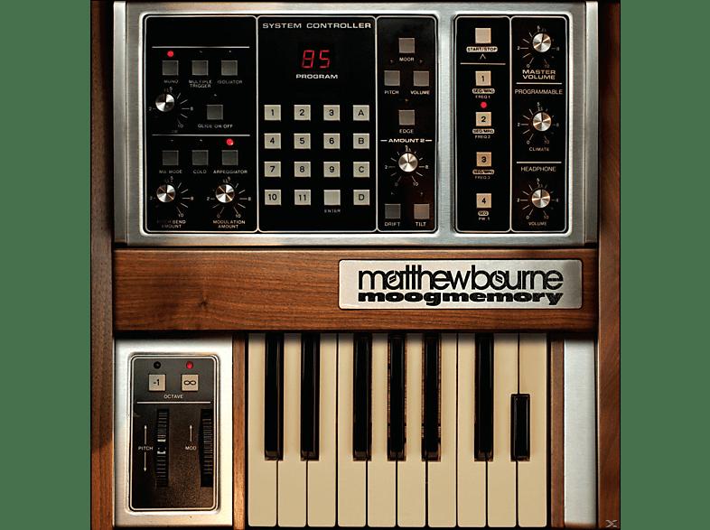 Matthew Bourne - Moogmemory [CD]