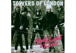 Towers Of London - Blood Sweat & Towers - (CD)