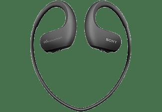 SONY Walkman® NWWS414B Wasser- und staubdicht, 8GB, Sports MP3 Player, schwarz
