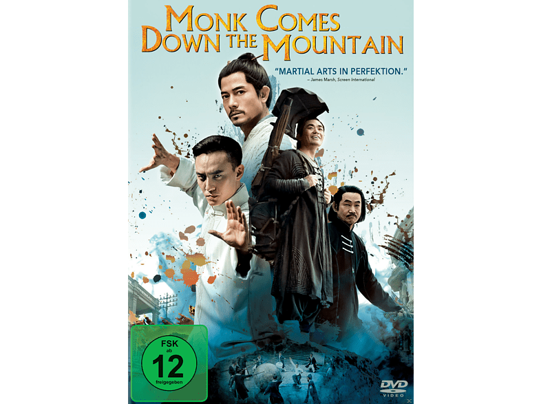 Monk Comes Down The Mountain [DVD]