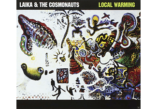 Laika & The Cosmonauts - LOCAL WARMING  - (CD)