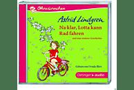 Astrid Lindgren - Na klar, Lotta kann Rad fahren - (CD)