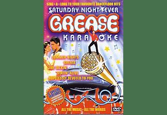 VARIOUS - Saturday Night Fever/Grease - Karaoke  - (DVD)
