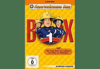 Feuerwehrmann Sam - Staffel 6.1 DVD