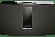 BOSE SoundTouch 20 III - Streaming Lautsprecher (App-steuerbar, Bluetooth, 802.11 b/g/n, Schwarz)
