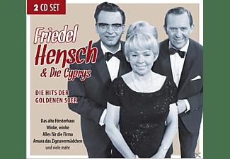 Die Cyprys - Die Hits Der Goldenen 50er  - (CD)