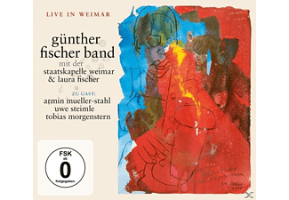 Günther Band Fischer - Live In Weimar - (CD + DVD Audio)