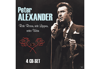 Peter Alexander - Rote Rosen,Rote Lippen,Roter Wein  - (CD)