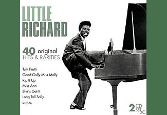 Little Richard - Little Richard-40 original Hits & Rarieties  - (CD)