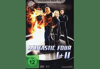 Fantastic Four 1+2 DVD