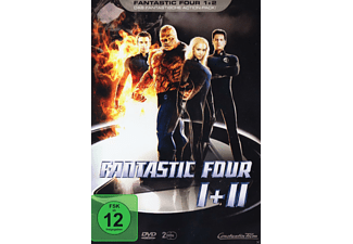 Fantastic Four 1+2 - (DVD)