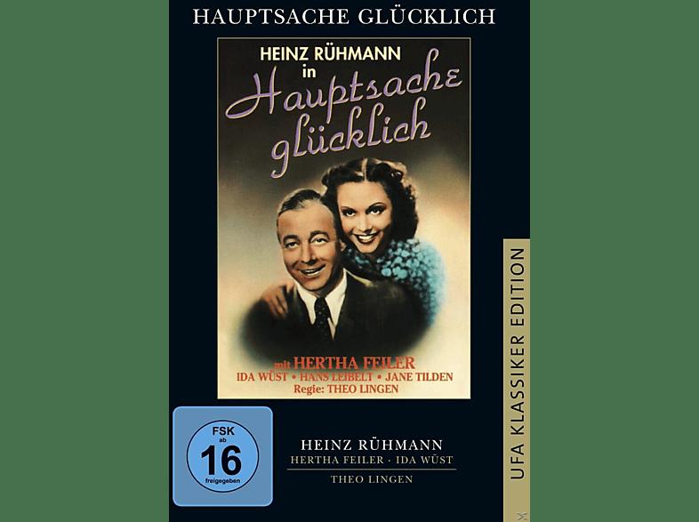Hauptsache glücklich [DVD]