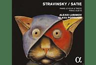 Alexei Lubimov, Slava Poprugin - Paris Joyeux & Triste Piano Duets [CD]
