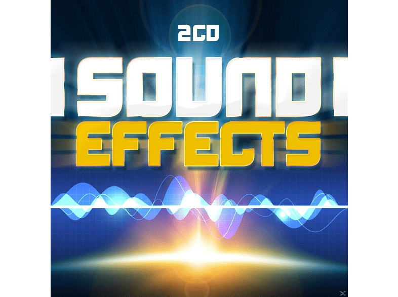 Sound Effects - Sound Effects Machines & Nature [CD]