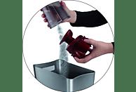 HOOVER MBC 500 UV Matratzensauger Weiß/Rot/Transparent