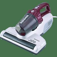 HOOVER MBC 500 UV Matratzensauger Handstaubsauger, maximale Leistung: 500 Watt, Weiß/Rot/Transparent)