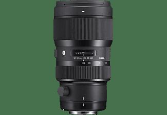 SIGMA 693955 50 mm - 100 mm f/1.8 DC, HSM (Objektiv für Nikon F-Mount, Schwarz)