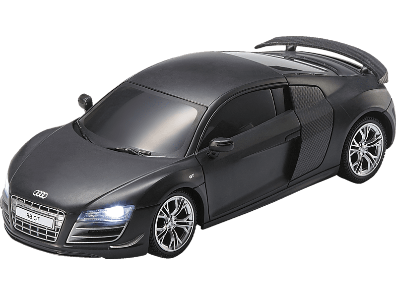 REVELL 24654 Audi R8, Schwarz