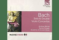 Andrew Manze, Rachel Podger, Academy Of Ancient Music - Violin Concertos [CD]