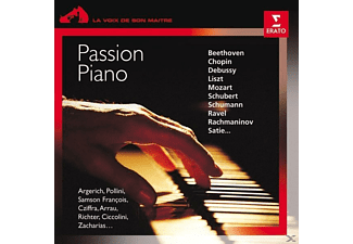 VARIOUS - Passion Piano - (CD)